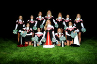 2013 COVINGTON FALL CHEERLEADERS