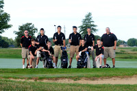 2013 COVINGTON BOYS GOLF