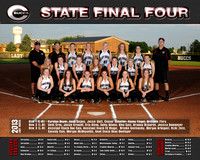 2013 Lady Buccs State Final Four