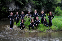2013 COVINGTON GIRLS XC
