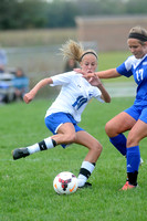 Miami East at Franklin Monroe (Girls)