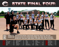 2011 COVINGTON SOFTBALL (STATE FINAL FOUR)