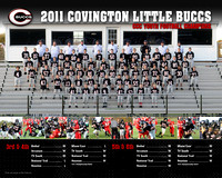 2011 COVINGTON LITTLE BUCCS