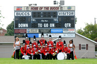 BAND OF BUCC PRIDE